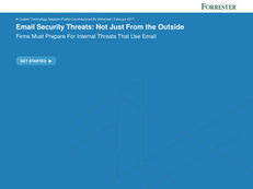 Email Security Threats: Not Just From the Outside
