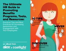 The Ultimate HR Guide to Promoting Benefits Programs, Tools and Resources