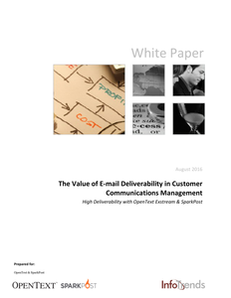Discover the value of email delivery