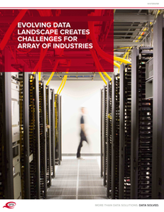 Evolving Data Landscape Creates Challenges for Array of Industries
