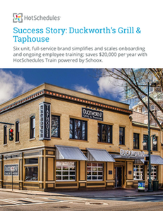 Success Story: Duckworth's Grill & Taphouse