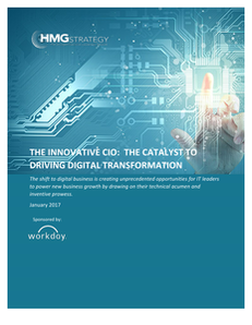 The Innovative CIO: The Catalyst to Driving Digital Transformation