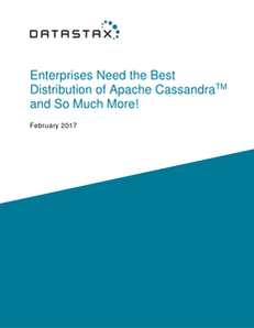 The Best Distribution of Apache Cassandra