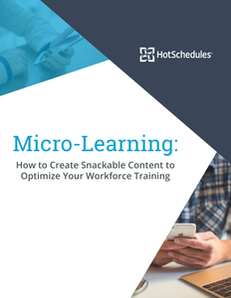 How to Create Snackable Content to Optimize Your Workforce Training