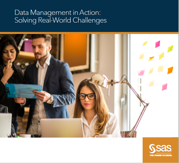 Data Management in Action: Solving Real World Challenges