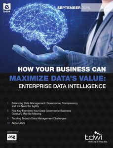 How Your Business Can Maximize Data's Value