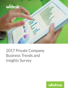 2017 Private Company Business Trends and Insights Survey