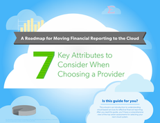 The 7 Critical Pieces of Moving Financial Reporting Data to the Cloud