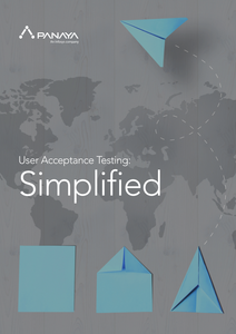 eBook – Simplify to Accelerate User Acceptance Testing