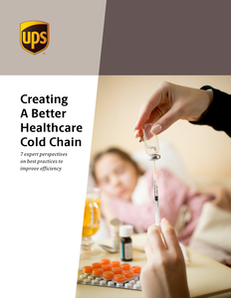 Creating A Better Healthcare Cold Chain: 7 experts reveal best practices to improve efficiency