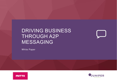 Driving Business Through A2P Messaging