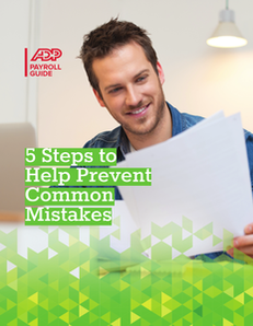 5 Steps to Help Prevent Common Mistakes