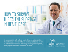 How to Survive the Talent Shortage in Healthcare