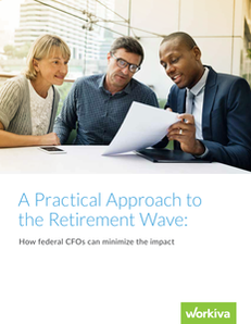 How Federal CFOs Can Minimize the Impact of the Retirement Wave