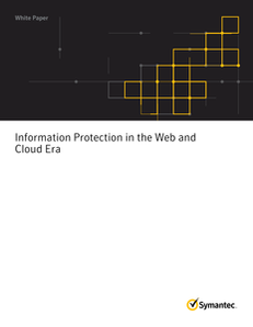 Information Protection in the Web and Cloud Era