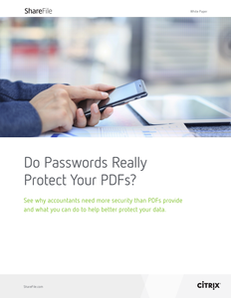 Do Passwords Really Protect Your PDFs?