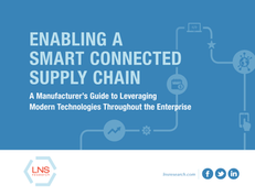 Enabling a Smart Connected Supply Chain