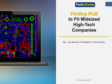 Finding PLM to Fit Midsized High-Tech Companies