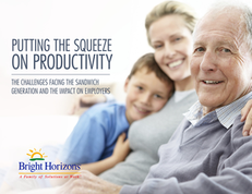 Putting the Squeeze on Productivity: The Challenges Facing the Sandwich Generation