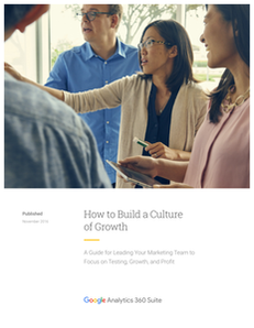 How to Build a Culture of Growth