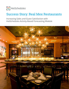 Learn how Real Mex was able to decrease costs while increasing sales and improving customer reviews