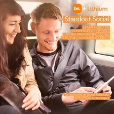 Standout Social: How the Convergence of Paid, Earned and Owned Social Fuels the Customer Journey