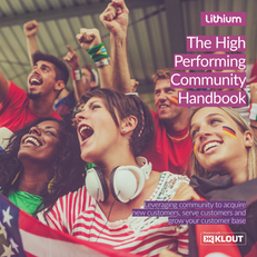 The High Performing Community Handbook