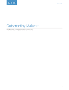 Outsmarting Malware: Why Machine Learning Bests Traditional AV
