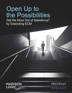 Get the Most out of Salesforce by Extending ECM