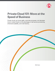 Private Cloud 101: Move at the Speed of Business