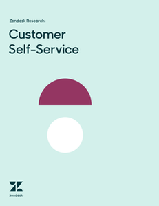 Learn the value of self-service for your customer support organization
