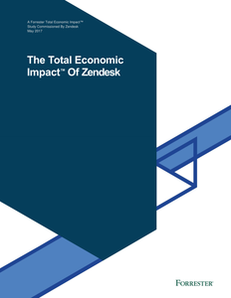 Forrester Total Economic Impact Report for Customer Service