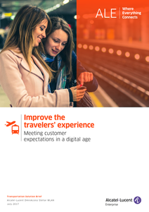 Improve The Travelers' Experience