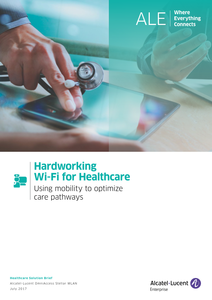 Hardworking Wi-Fi for Healthcare