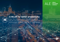 A WLAN for Better Productivity
