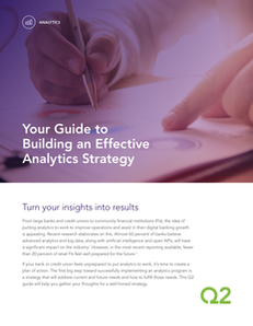 Your Guide to Building an Effective Analytics Strategy