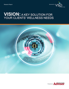 Vision: A Key Solution for Your Clients' Wellness Needs