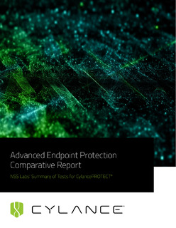 Compare 14 Anti-Malware Endpoint Security Products