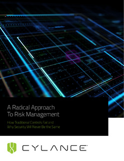 Manage Cyber Risk and Reduce Organizational Friction