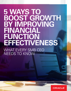 5 Ways to Boost Growth By Improving the Finance Team's Effectiveness
