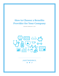How to Choose a Benefits Provider