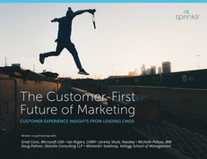 The Customer-First Future of Marketing: Customer Experience Insights From Leading CMOs
