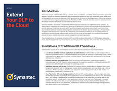 Extend Your DLP to the Cloud