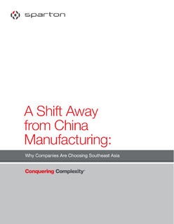 A Shift Away from China Manufacturing: Why Companies are Choosing Southeast Asia