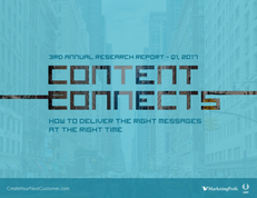 Content Connects: How To Deliver The Right Messages At The Right Time