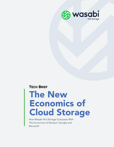 Wasabi Transforms the Economics of Cloud Storage With a Low-Price, High-Performance Solution