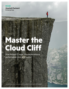 Master the Cloud Cliff