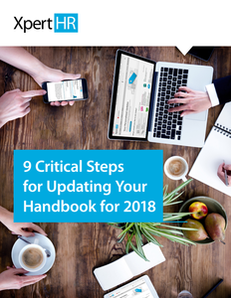 9 Critical Steps for Updating Your Handbook for 2018