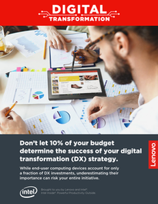 Don't Let Your Budget Determine Your Digital Transformation Strategy
