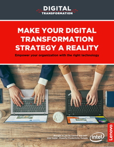 Make Your Digital Transformation Strategy a Reality